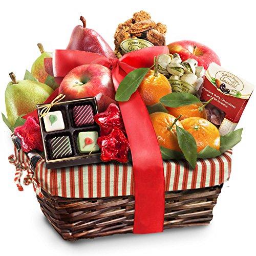 golden state fruit rustic treasures fruit basket christmas